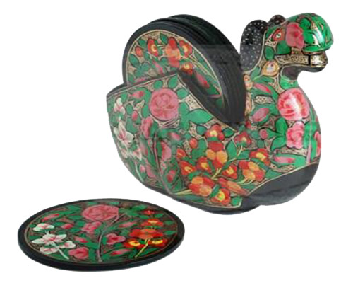 Floral-Coaster-Set-With-Holder01