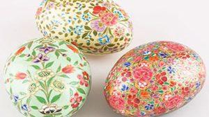 Decor Eggs – Paper Mache