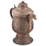 Kashmiri-Copper-Samovar-Tea-Kettle (KashmirStore)